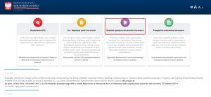 ekrs elektroniczne zgłaszanie sprawozdawania finansowego 2020
